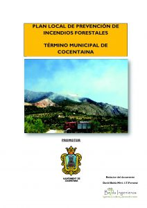 PLAN LOCAL INCENDIOS COCENTAINA